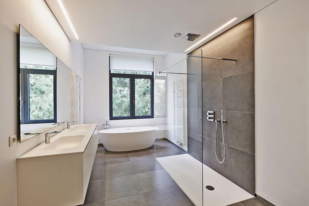 Elwood Bathroom renovation works