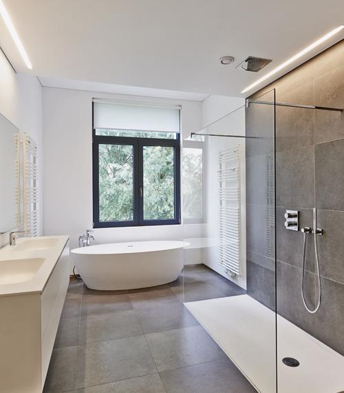 Elwood Bathroom renovation